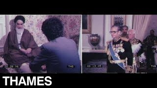 Shah of Iran | Ayatollah Khomeini | Iranian Revolution | TV Eye | 1978