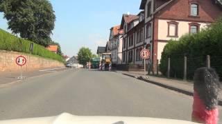 Gemünden Wohra Kreis Waldeck Frankenberg Hessen 25.7.2013