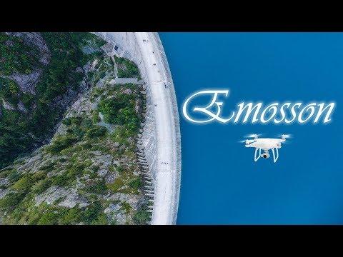 Switzerland - Emosson dam