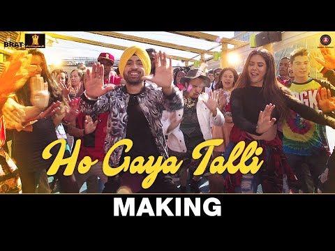 Ho Gaya Talli - Making   Super Singh   Diljit Dosanjh & Sonam Bajwa   Jatinder Shah