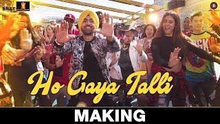 Ho Gaya Talli   Making | Super Singh | Diljit Dosanjh & Sonam Bajwa | Jatinder Shah