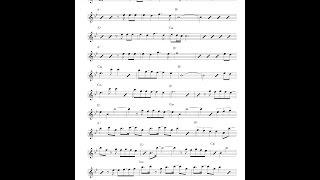 郭靜Claire Kuo/該忘的日子I'm Moving On鋼琴譜 韓劇/雲畫的月光/片尾曲