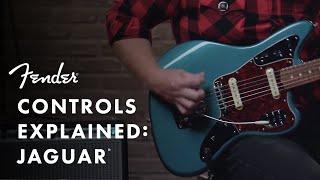Controls Explained: Fender Jaguar | Fender