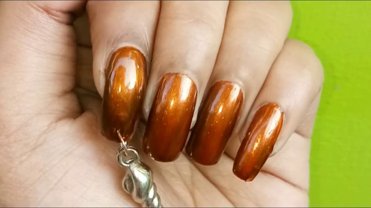How To dangle Your Favourite Jewelry in Nails - Nail Piercing ...