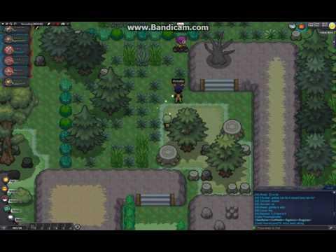 Pokemon Revolution Online:Safari Area 2