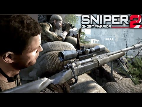 Sniper Ghost Warrior 2: Stealth Infiltration Gameplay |