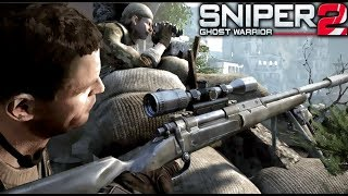 Sniper Ghost Warrior 2: Stealth Infiltration Gameplay