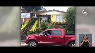 Víctima reconoció a ladrones que robaron su camioneta - CHV Noticias