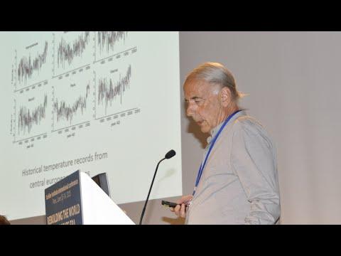 Pr Carl-Otto Weiss - Le changement climatique est dû à des cycles naturels
