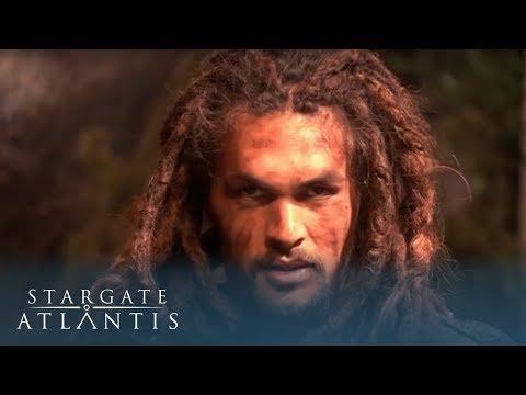 The Team Meet Ronon Dex | Stargate Atlantis