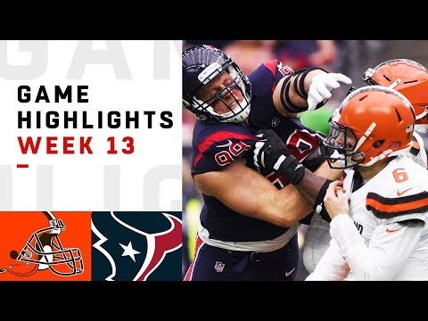 The Stansbury Show - Browns Bounce Back in Second Half But Lose On The Road To Houston
