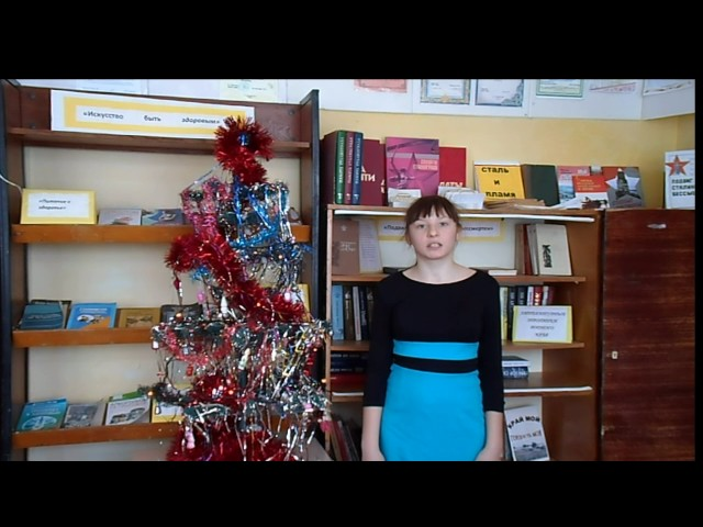 Изображение предпросмотра прочтения – АленаЦветкова читает произведение «Зимнее утро» А.С.Пушкина