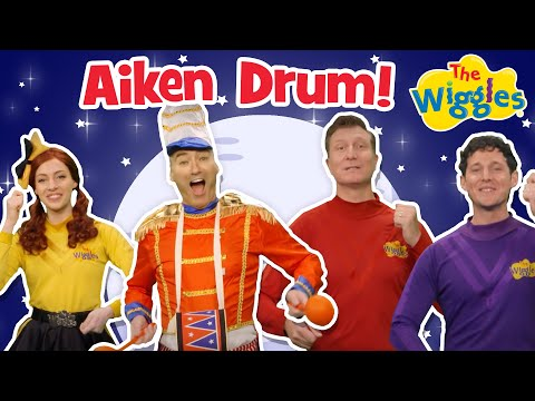 The Wiggles: Aiken Drum   The Wiggles Nursery Rhymes 2