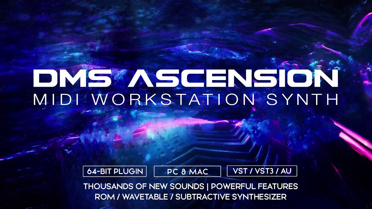 Ascension VST Synthesizer - New Psytrance Demo