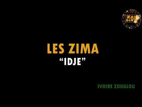 Les ZIMA - IDJE (Retro Zouglou Côte d'Ivoire Morceau RARE)