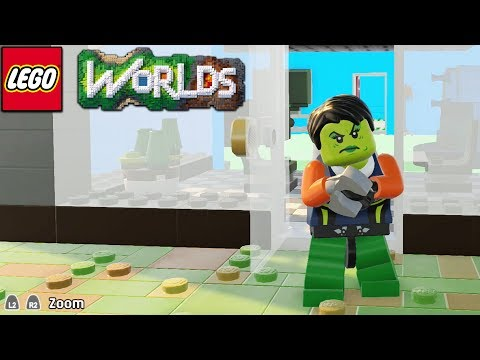 Lego Worlds - House Tour [21]