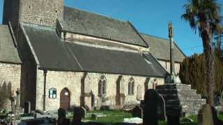 A Visit To St Illtuds Church Llantwit Major South Wales