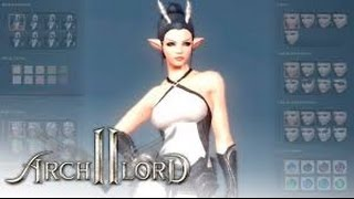 Archlord 2 2015 gameplay: New Race Dragonscion: Part 2.