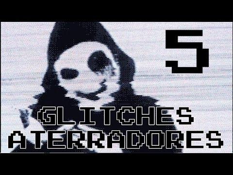 5 GLITCHES ATERRADORES DE LOS VIDEOJUEGOS