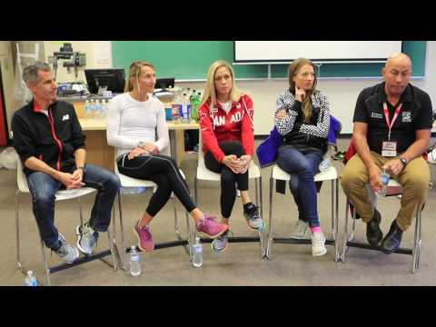 BC Youth Endurance Weekend 2016. XC Tips and Tricks Panel