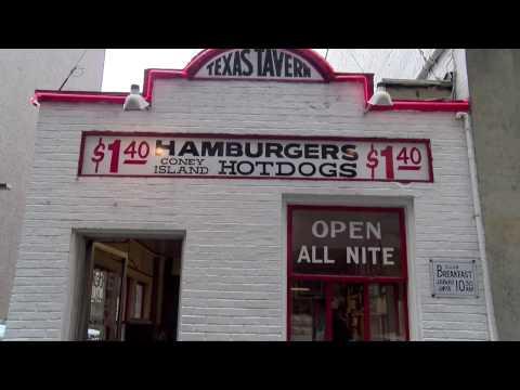 Texas Tavern Documentary