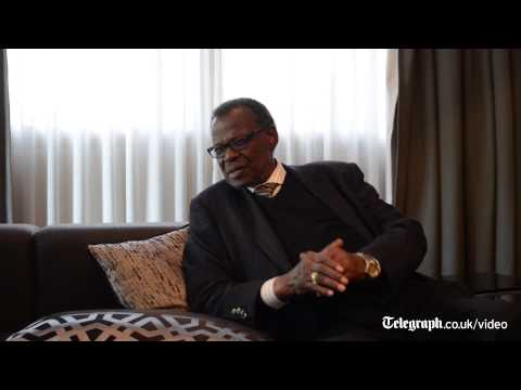 Prince Buthelezi remembers the filming of Zulu Mp3