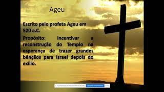 EBD - Panorama Bíblico - Ageu