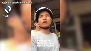 Csgt Sơn Dương Tuyên Quang mặc thường phục bắt lỗi láo người vi phạm