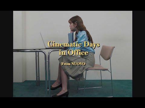 누오보 20FW Cinematic Days In Office / FIT SERIES 여성구두