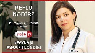 Reflu NEDIR? - Pediatr XEYALE QULIYEVA MEDPLUS