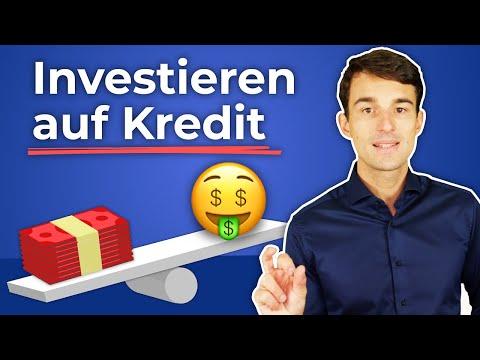 Jetzt Kredit aufnehmen & investieren? Lohnen sich Hebel-Investments?   Finanzfluss