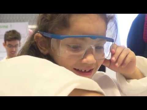 Le Kids'Lab BASF en France – octobre 2017