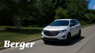 Blazer & Equinox Offers // Berger Chevy