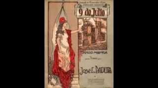 OSVALDO PUGLIESE  - 9 DE JULIO  - TANGO
