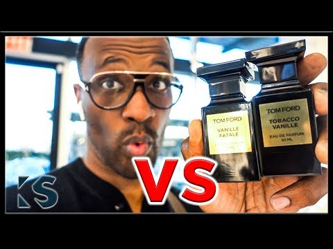 Vanille Fatale vs Tobacco Vanille | Tom Ford Private Blend Fragrance Review