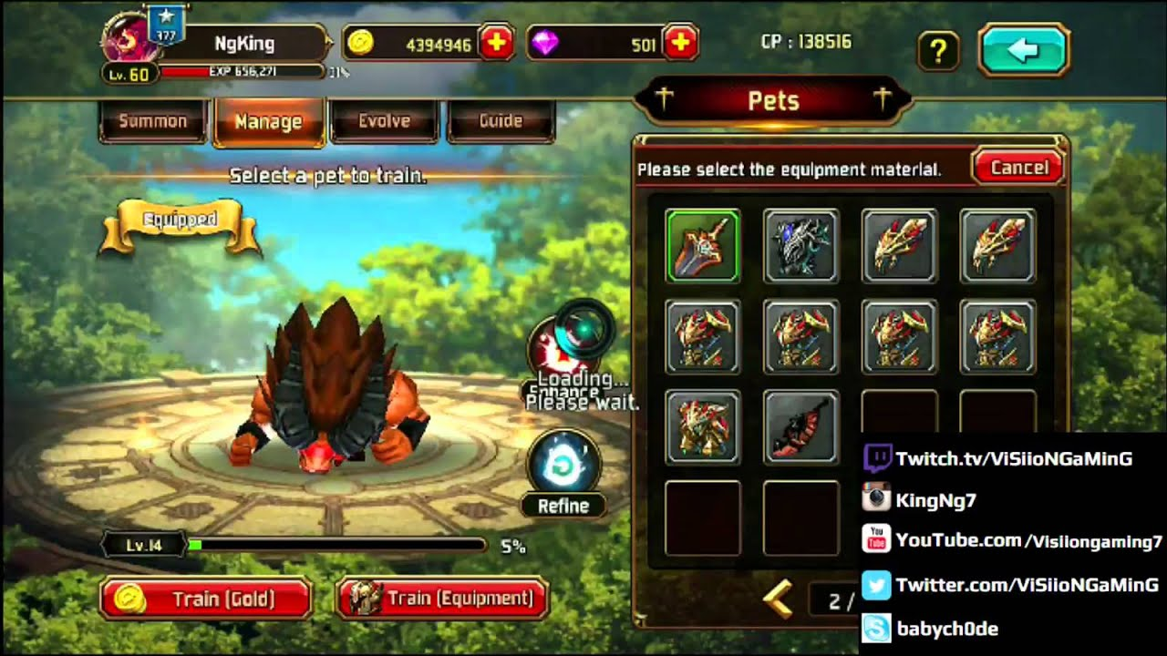 Kritika Chaos Unleashed Episode 17  How To Get Legendary Pet [hd]  Youtube