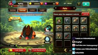Kritika Chaos Unleashed Episode 17 | How To Get Legendary Pet [hd]