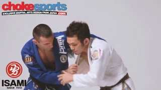 Isami Superfly Bjj Jiu-jitsu Gi V3 | Chokesports.com