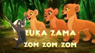 Video The Lion Guard  Return of the Roar Zuka Zama Video download MP3, 3GP, MP4, WEBM, AVI, FLV November 2017