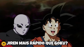 JIREN HUMILHA GOKU! Dragon Ball Super Episódio 96 - Assistir Animes Online