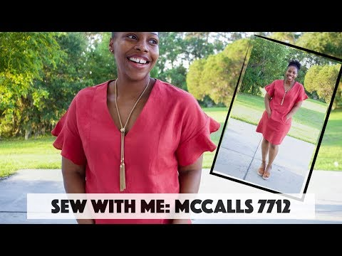 SEW WITH ME: MCCALLS 7712