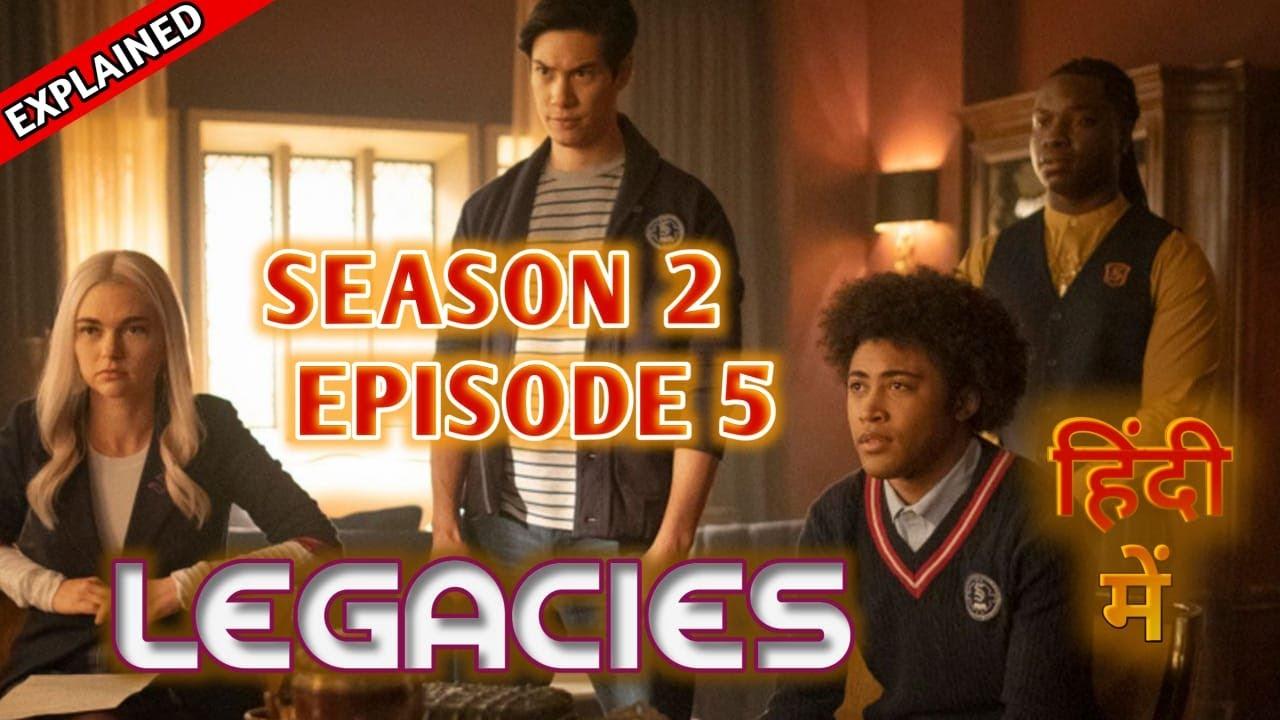 Download Legacies Season 2 Episode 5 Explained In Hindi   लिगेसीस हिंदी एक्सप्लेन