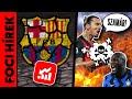 A csőd szélén az FC Barcelona?? Kiderült, mi áll Ibrahimovic és Lukaku balhéja mögött!