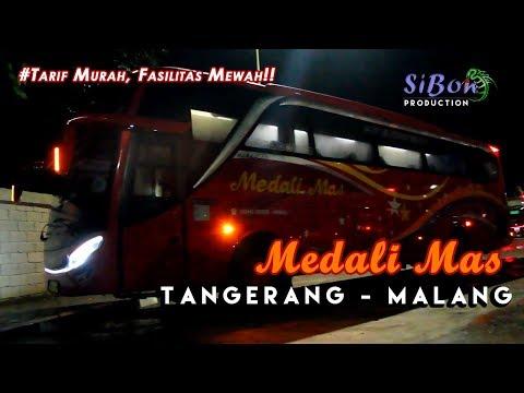 Trip by Medali Mas HDD   Trayek Pantura   Jakarta-Malang   Harga MURAH fasilitas MEWAH!!