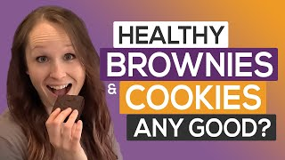 Eat Me Guilt Free Review: Brownies & Cookies (Taste Test)