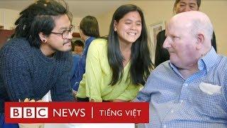 Gia đình người Việt tị nạn hội ngộ ân nhân sau 40 năm - BBC News Tiếng Việt