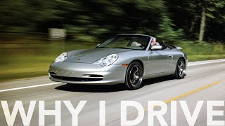 Air- or water-cooled, the Porsche 911 is a balanced, delightful cruiser | Why I Drive #30