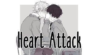 Nightcore - Heart Attack [male] [Request]