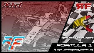 rF1 Brasil @ Spa Francorchamps - 13ª Etapa Temporada 2018