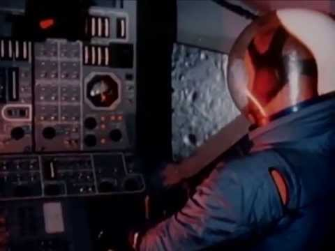 """Lunar Space Suits"" Is A 1966 NASA Apollo Program Educational Documentary"